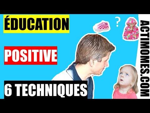 Education positive et discipline positive: 6 techniques que tout parent devrait connaître