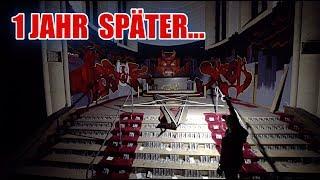 1 JAHR SPÄTER  - Die Satanistenkirche 😱😳 - UNFASSBAR | ItsMarvin