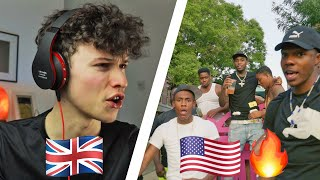 BRITISH KID reacts to AMERICAN DRILL pt 5 (ft 22Gz, Montana 300, Fivio Foreign)