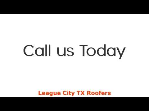 Roofers League City TX - Talk to us at (832) 266-1400
