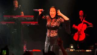 Tarja Turunen - Opening - In for a kill - Thessaloniki 1-11-2014