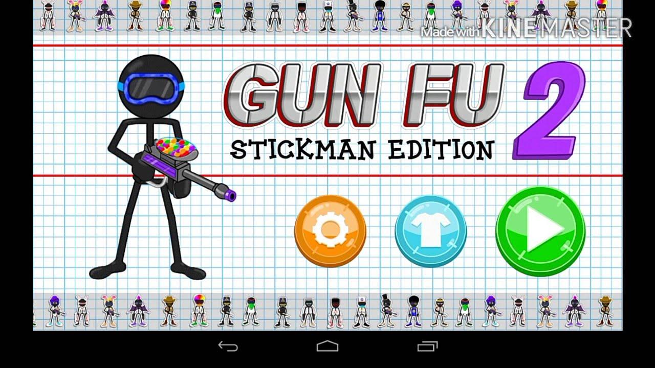 Stickman Gun 2