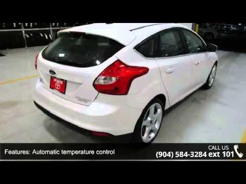2012 Ford Focus Titanium - Beaver Toyota St Augustine - B...