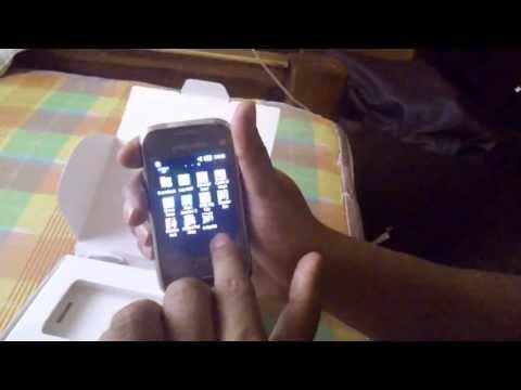 Unboxing Sumsung REX 60 Part 2