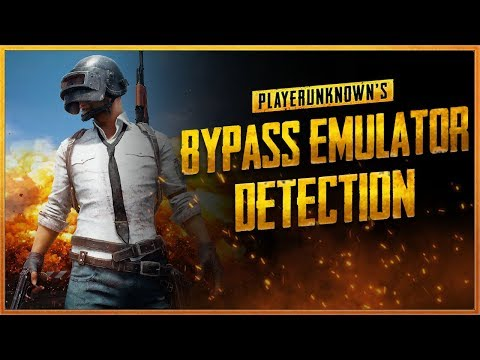 Bypass Emulator Detection | PUBG Mobile | Tencent Gaming Buddy