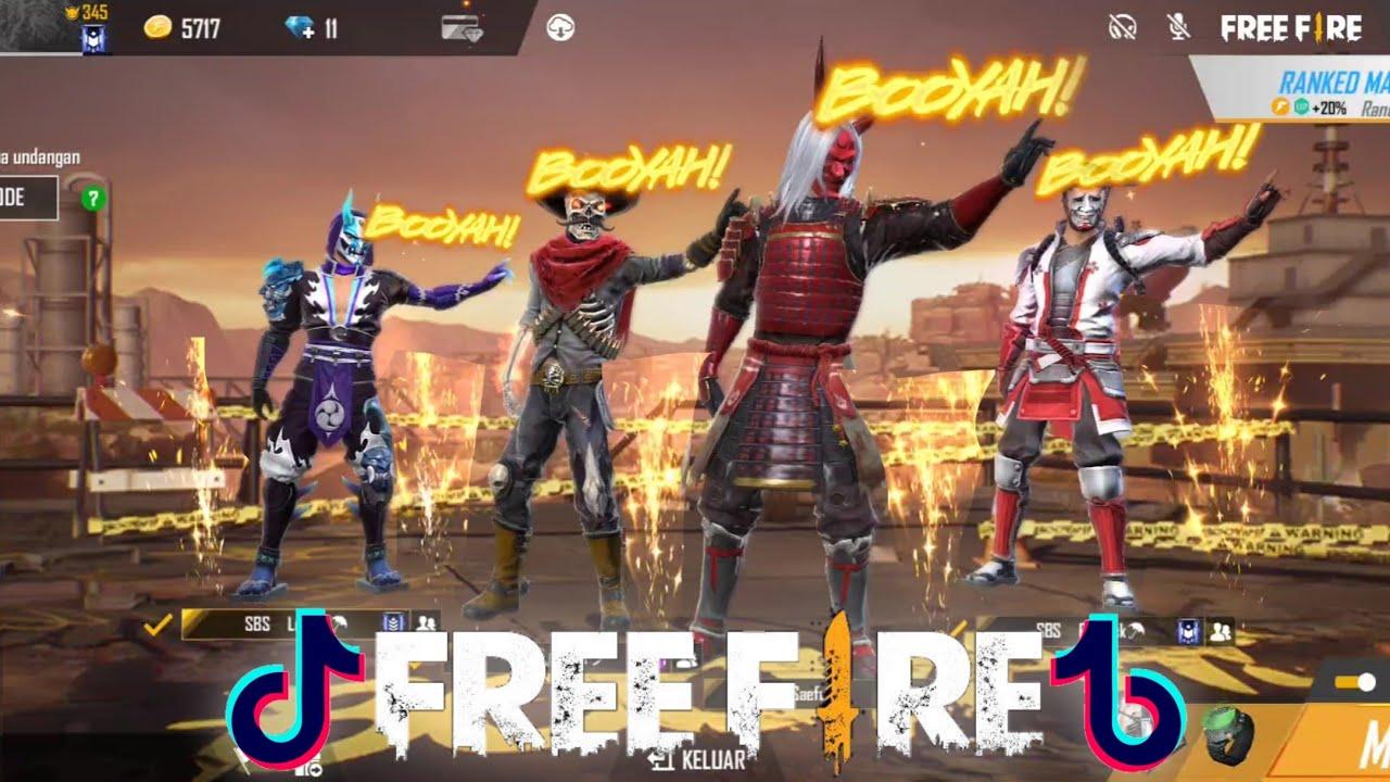 Hiburan Tik Tok Free Fire Tik Tok Ff Proheadshot Lucu Pro Player Sultan Mp40 Terbaik Emot Booyah Terbaru Ketawa Hari Ini Di Bulan Agustus 2020 Rabab Minangkabau
