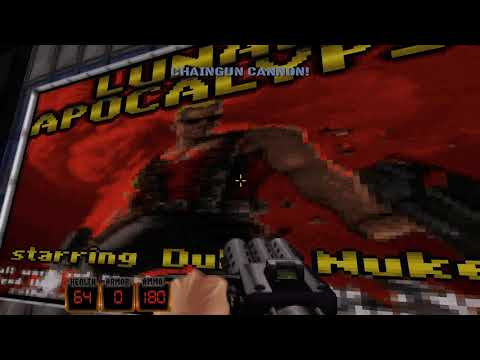 Duke Nukem 3D: 20th Anniversary World Tour Rabid Transit |