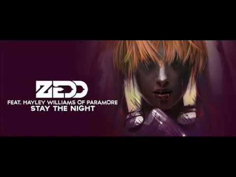 Zedd - Stay The Night ft. Hayley Williams (Official Music ...