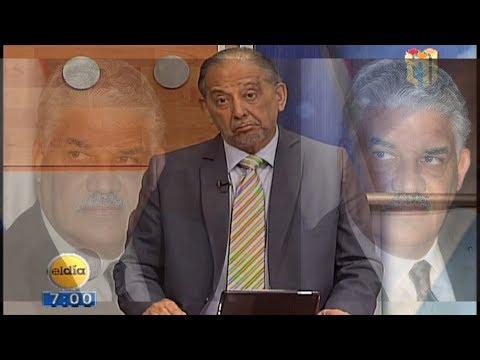 Huchi Lora según Miguel Vargas el tiene poco asesores que le hacen falta MAS BOTELLAS