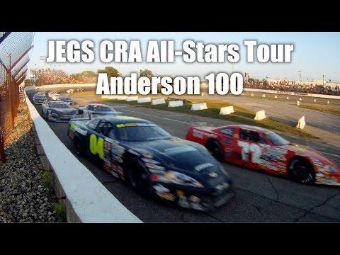 2012 JEGS/CRA All Stars 100