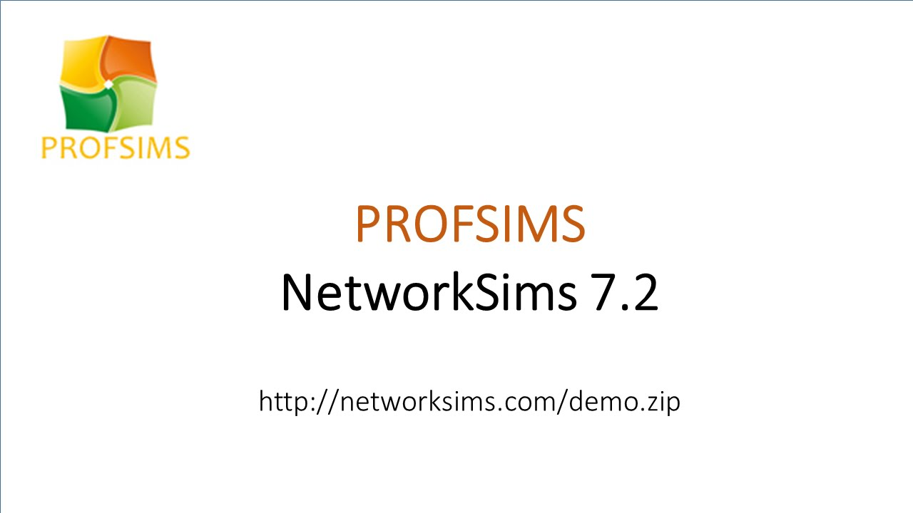 NetworkSims PROFSIMS
