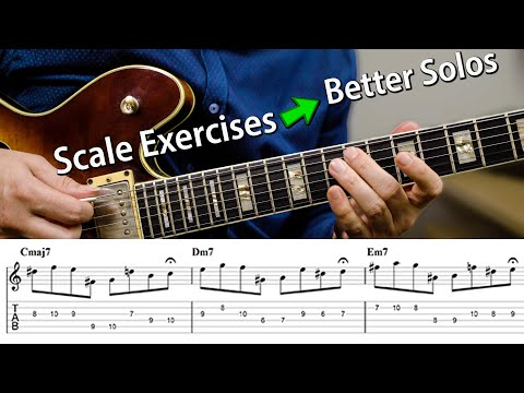 Scale Exercises - Make Sure They Help You Play Better
