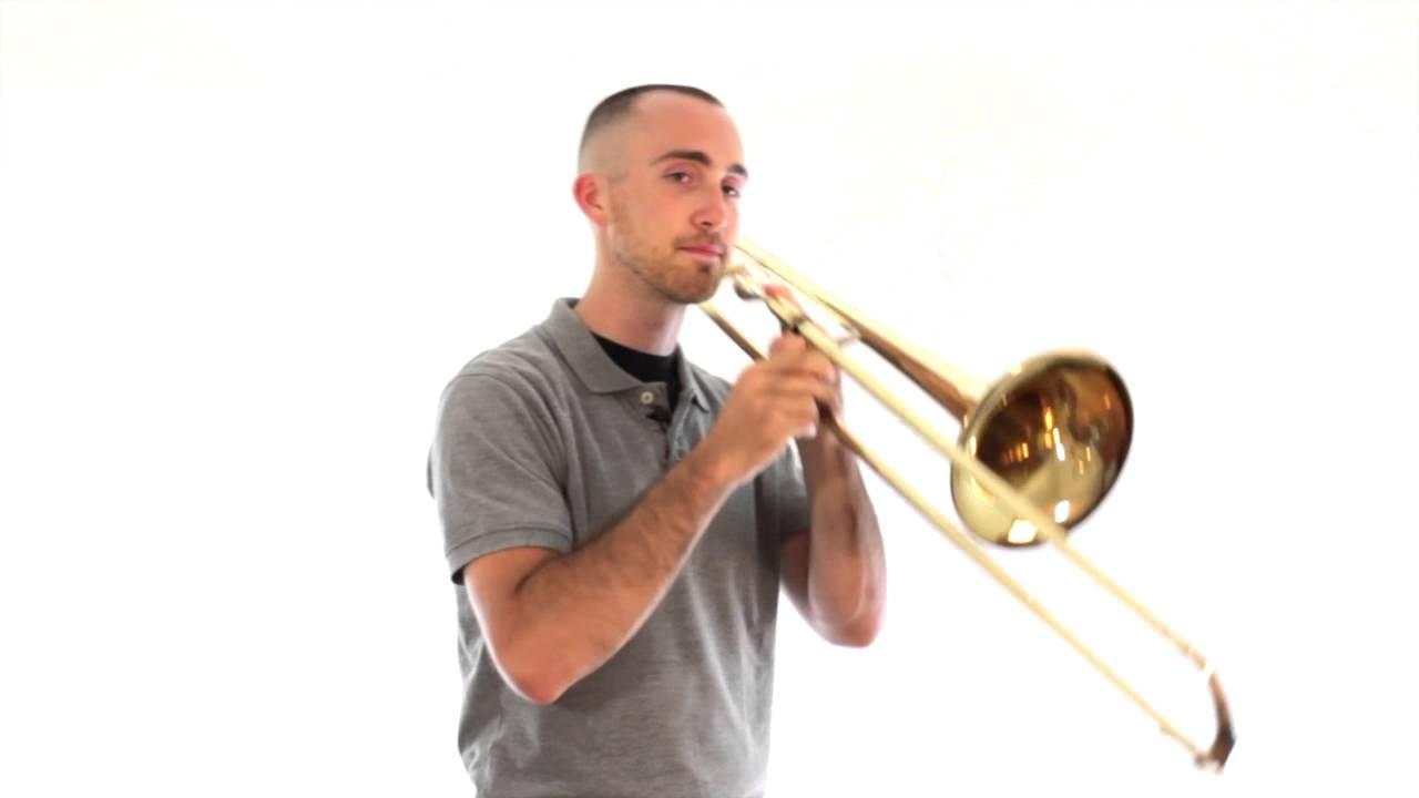 Trombone Lesson 7: F, E-flat, D, C, B-flat
