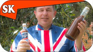 Brown Sauce Recipe - Like Hp A1 Or Daddies Sauce