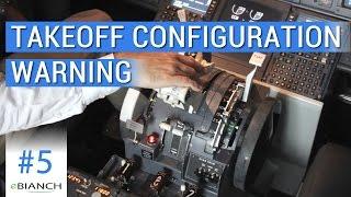 Takeoff Configuration Warning (Dicas de Simulador de Voo #5)