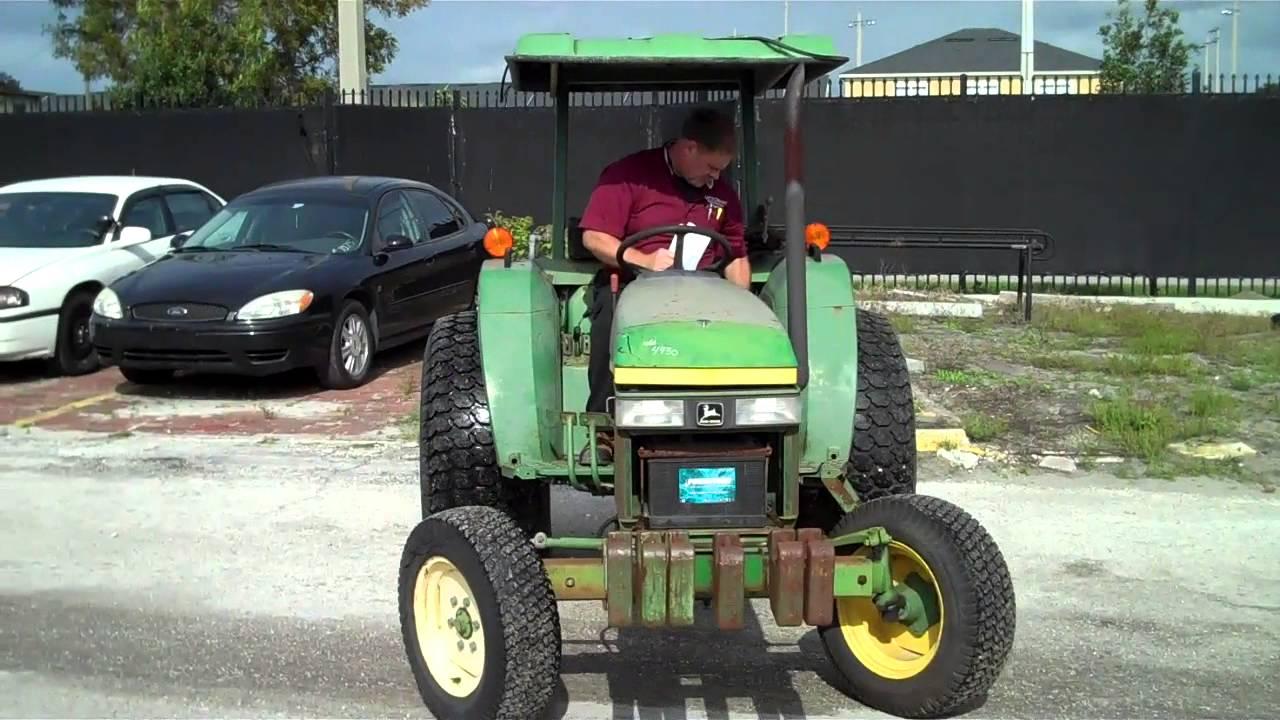 4930 1995 john deere 1070 tractor 4 cyl diesel engine 38hp youtube rh youtube com