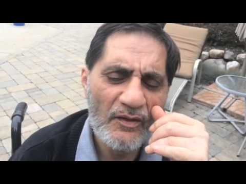Amir Hekmati's Father Sends a Message on Amir's 4th Year Imprisoned in Iran