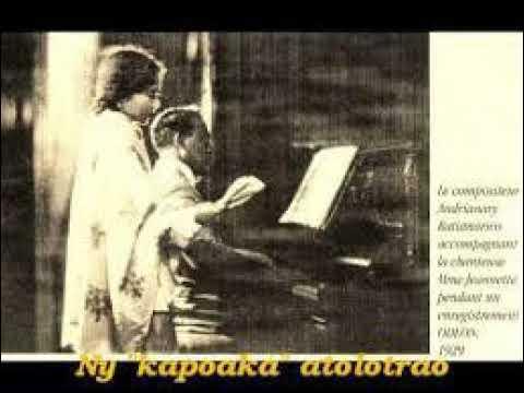 BAKOBAKO ROA --ANDRIANARY RATIANARIVO--1947