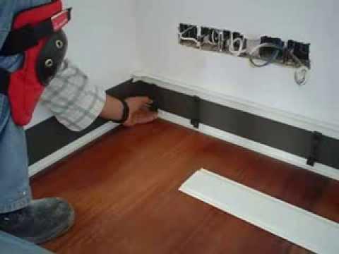 Impianto di riscaldamento a battiscopa prima versione - Prezzo impianto elettrico casa ...