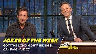 Seth's Favorite Jokes of the Week: GoT 'The Long Night', Biden's Campaign Video