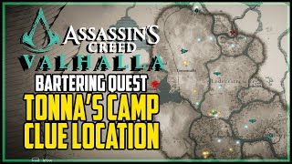 Explore Tonna's Camp For Clues Assassin's Creed Valhalla