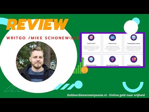Writgo Review – X10 door SEO teksten uit te besteden met affiliate marketing? Mijn ervaringen.