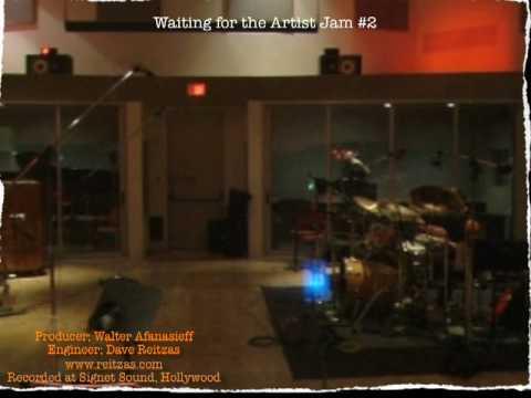 Waiting for the Artist Jam #2