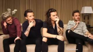 ONE DIRECTION 2015 ITV INTERVIEW (OVER-DUB VERSION)