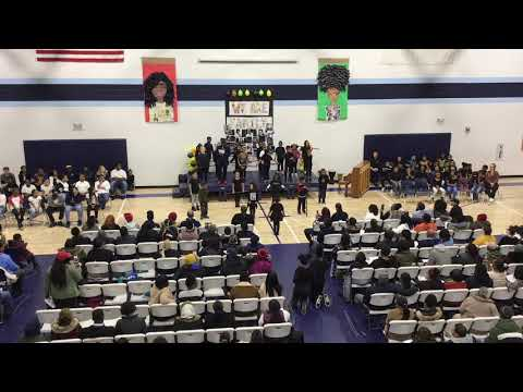 2020 Garden Homes Lutheran School Black History Program (Full Show)
