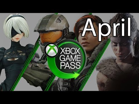 Xbox Game Pass April 2020 Games Suggestions And Additions