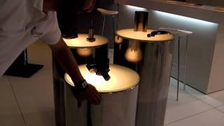 Iraupen en la BIEMH 2012 Dossier IMHE: bruñido, galeteado y escariado de gran rendimiento