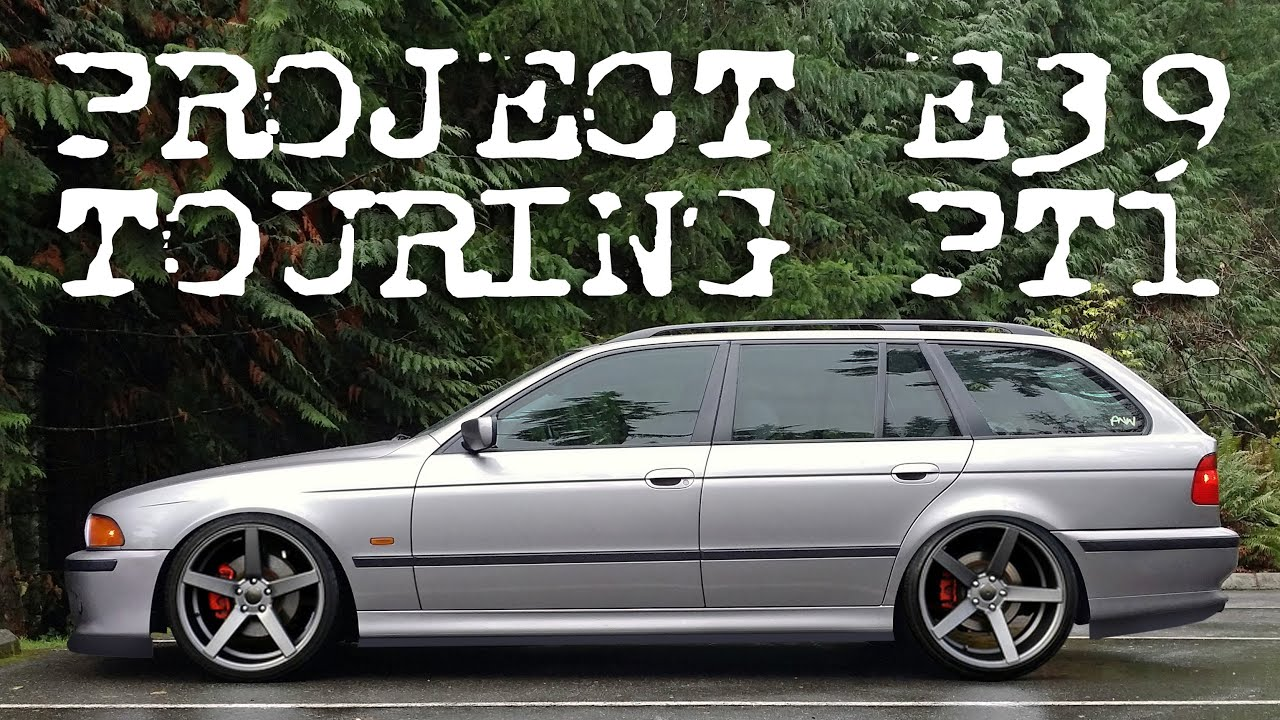 project e39 touring part 1 bmw 528i m54 m52tu youtube. Black Bedroom Furniture Sets. Home Design Ideas