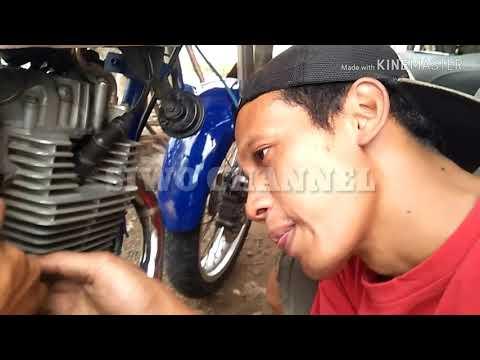 Team jamaah kleper CB MANYARAN (WNG).. #bengkelsiwo