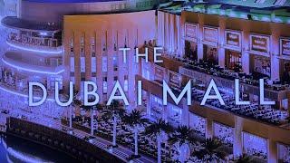 DUBAI MALL (world largest shopping mall) May jollibee