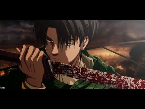 Attack on Titan/Shingeki no Kyojin – Levi AMV – Fall Out Boy – NEW Vision - HD