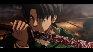 Repeat youtube video Attack on Titan/Shingeki no Kyojin – Levi AMV – Fall Out Boy – NEW Vision - HD