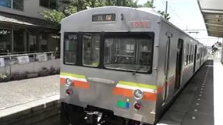 【前面展望】水間鉄道 水間観音駅から貝塚駅