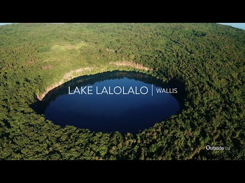 Diving in Lake Created by Volcanic Activity | Over the Horizon