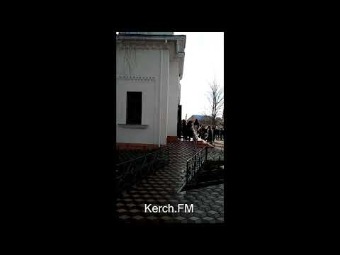 Kerch.FM: В церкви в Аршинцево идет служба  на Крещение