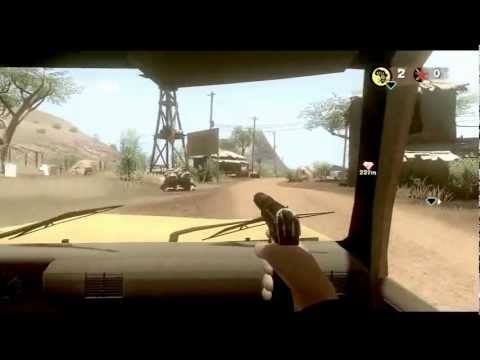 Far Cry 2: Driven Insane - Funtage, Outtakes and Leftovers
