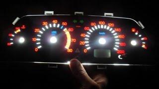 Тюнинг торпеды ВАЗ 2110 своими руками: фото, видео