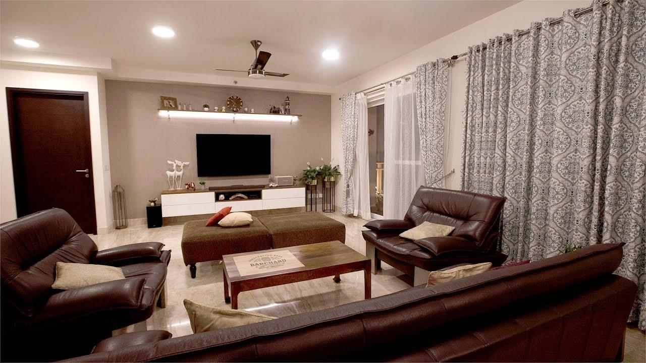 3 Bhk Home Interior Design Bengaluru Homes By Homelane S02e13 Youtube