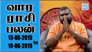 Weekly Horoscope-The Hindu Tamil Show