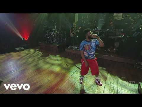 Khalid - Khalid on Austin City Limits