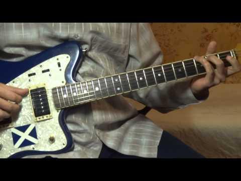 Smashing Pumpkins - Mellon Collie And The Infinite Sadness (lazy electric guitar cover)