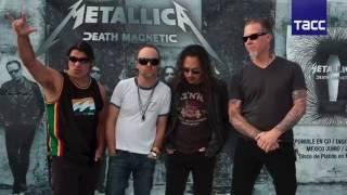 Новый альбом Metallica выйдет в ноябре