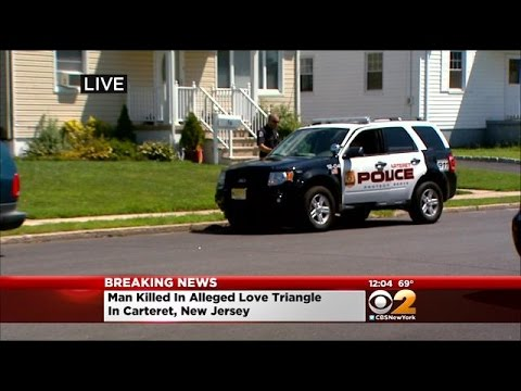 CBS 2 Exclusive: Man Killed In Alleged Love Triangle In Carteret, N.J.