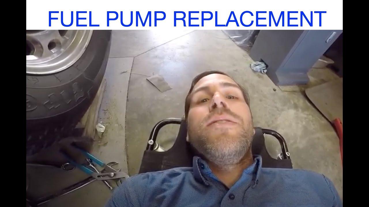 Gmc 2500 Fuel Pump Replacement
