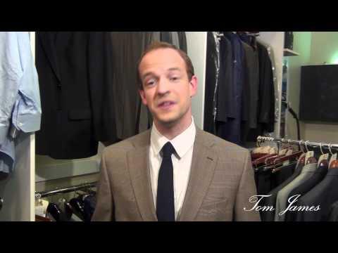 Tom James Secret to the Sophisticated Sleeve / Coat Sleeve Length