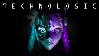 Daft Punk - Technologic 【Vocaloid Cover Song】 feat Hatsune Miku and Megurine Luka 【MMD】【60fps HD】